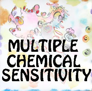 A Picture of the Words Multiple Chemical Sensitivity